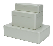 Aluminium Sealed Enclosures